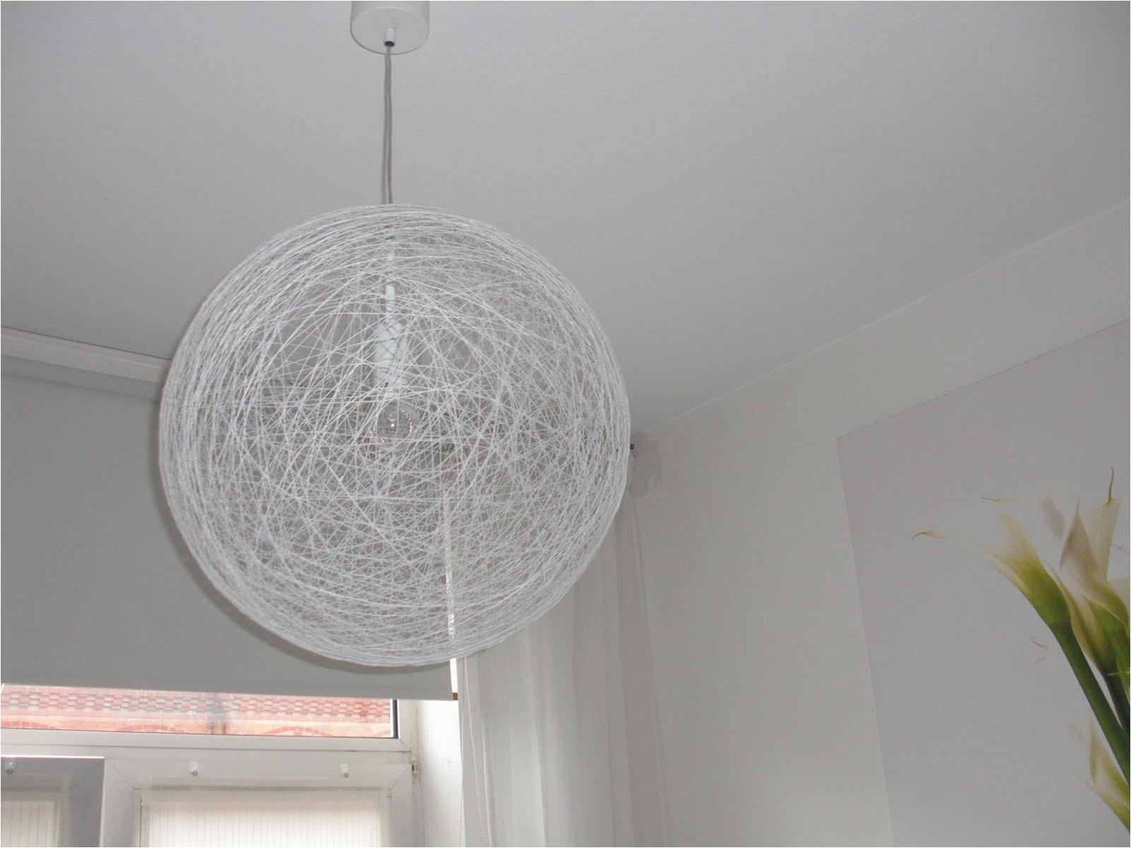 DIY Lampe Schlafzimmer neue Glühbirne 2 JPG
