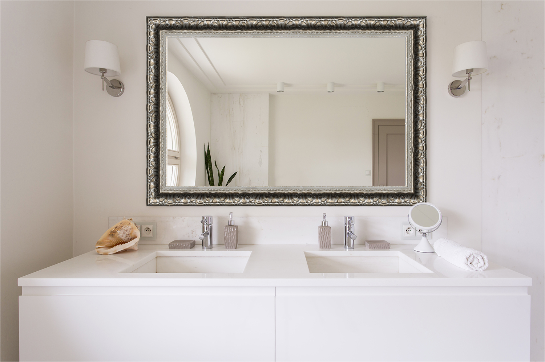 Barocker Rahmen E035 als BadezimmerspiegelGmY8lTWlAL7kp