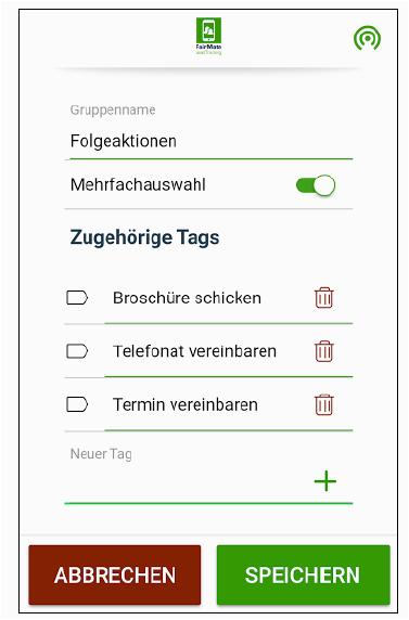 screenshot FairMate LeadTracking 7