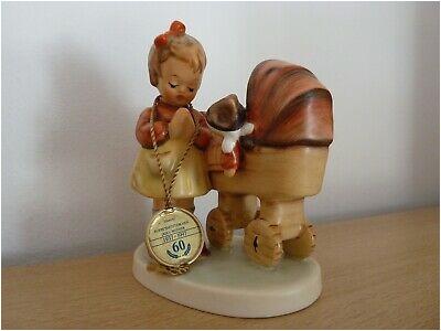 Hummelfigur Puppen Mütterchen Sonderstempel 60 Jahre 1937 1997