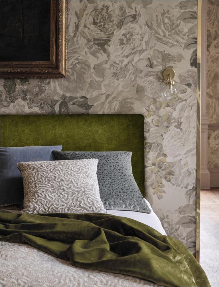 Design Tapeten Schlafzimmer Tapete Im Schlafzimmer Diese Designs Eignen Sich