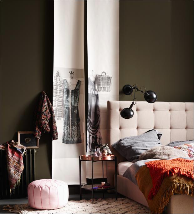 Farben Im Schlafzimmer Brauntöne Machen Das Schlafzimmer Gemütlich Bild 4