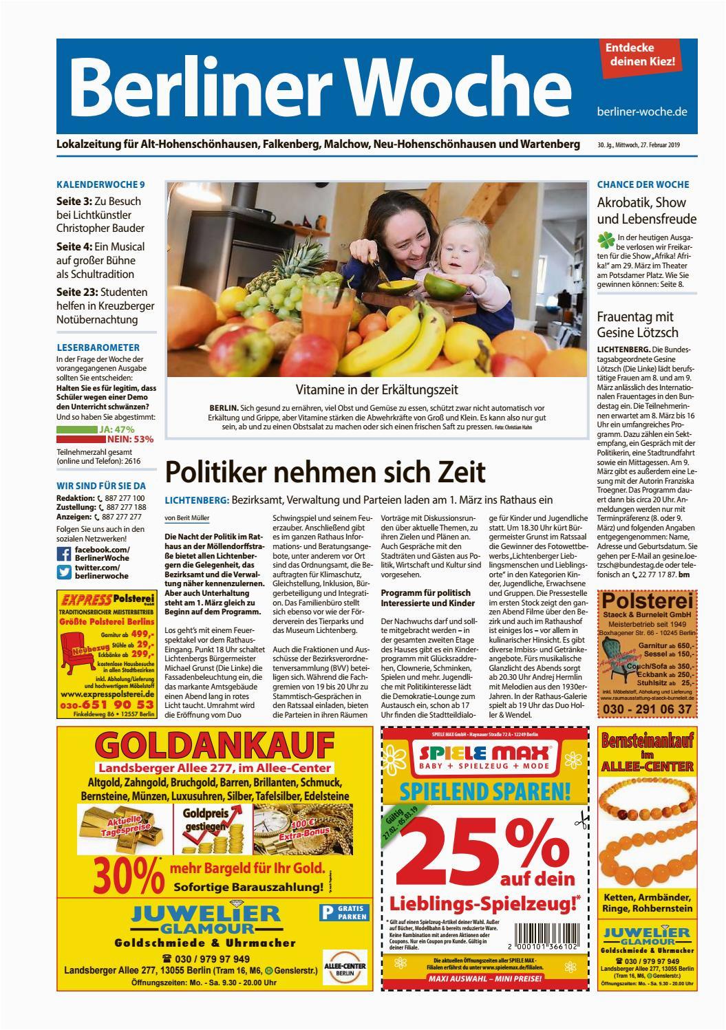Fettiger Küchenboden L05 Hohenschönhausen by Berliner Woche issuu