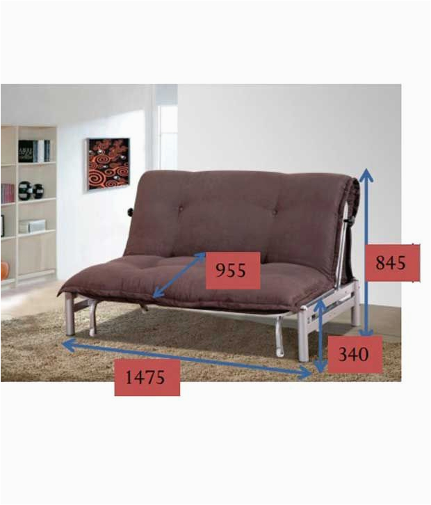 Godrej Brussels Plus Sofa Bed SDL 3 596f1