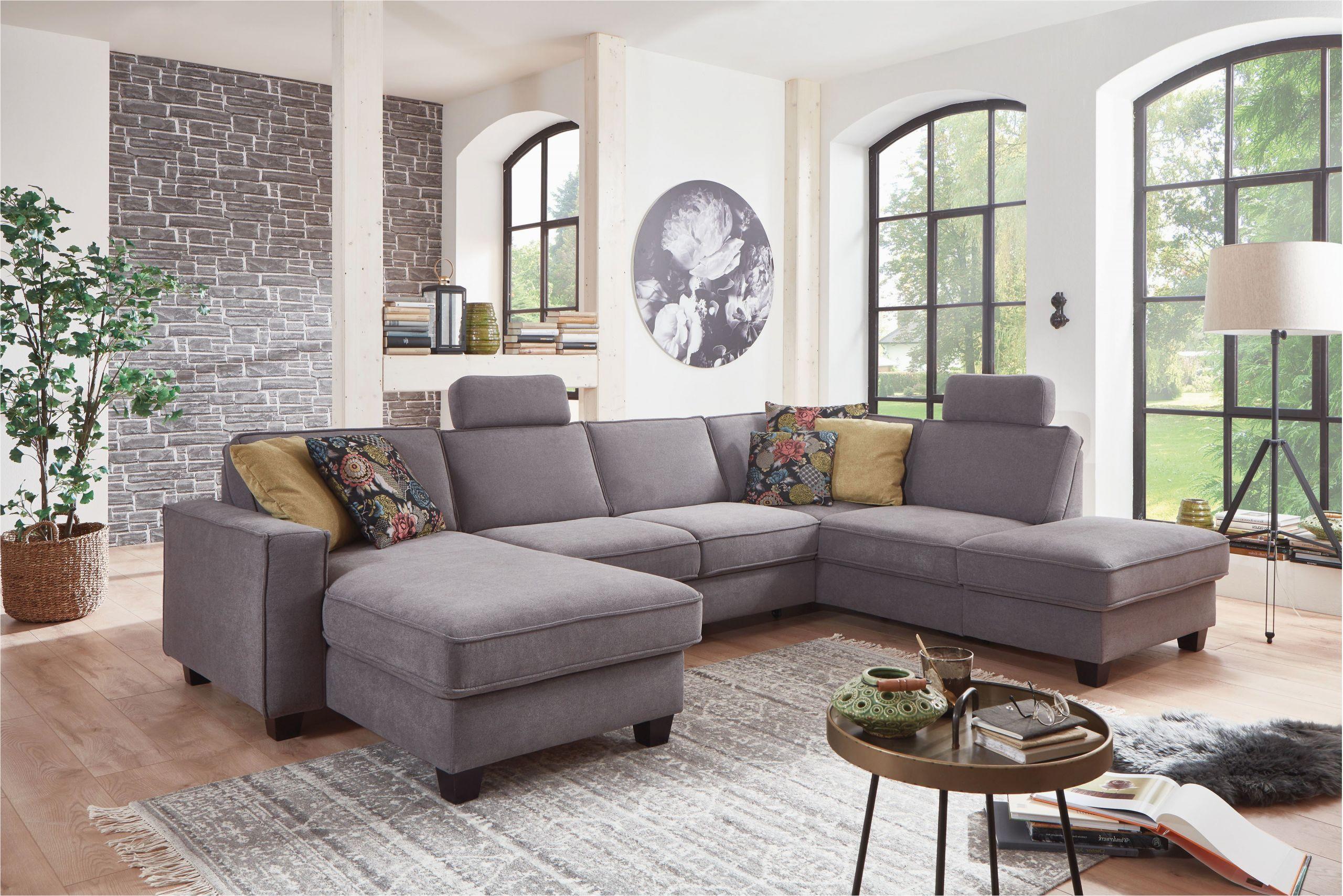 Hjort Knudsen sofa Stoff County Von Sit & More Xxl sofa Variante Rechts Grau