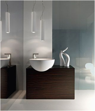 Italienisches Badezimmer Design Mirrors and Lighting Systems toscoquattro
