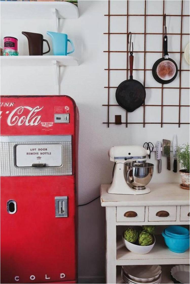 retro hladnjaci su vrlo trendi inspiration von kuchenideen kleine kuche of kuchenideen kleine kuche