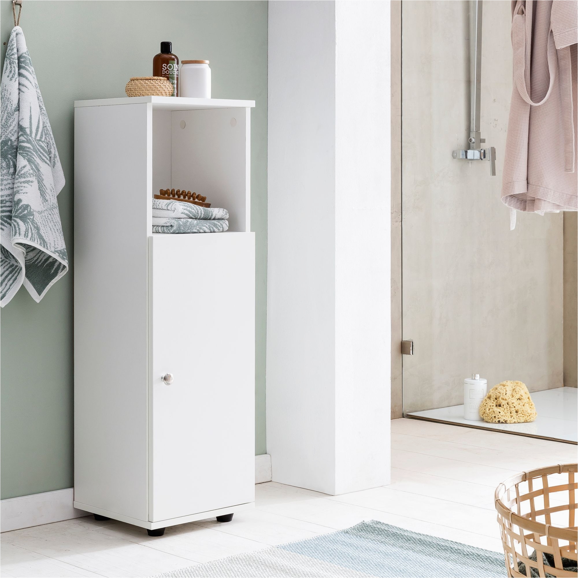 Kleiner Badezimmerschrank Badezimmer Schrank