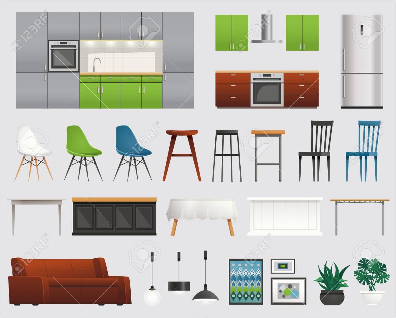 regal ideen wohnzimmer mit stock photo 62 und moderne k c3 bcche und wohnzimmer design ideen elemente icons set mit m c3 b6beln regale zubeh c3 b6r vektor illustration mit regal ideen wohnzim