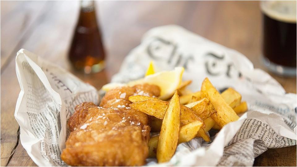 fish chips das englische fast food einfach selbstgemacht