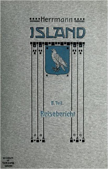 island in vergangenheit und gegenwart