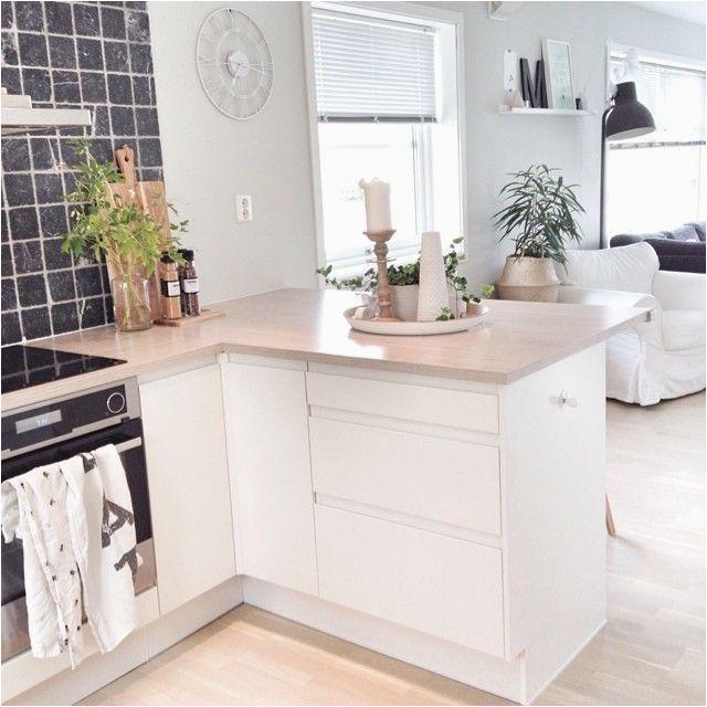 Küche Weiss Design Ideen Kleine Schmale Küche