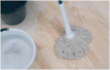 Küchenboden Reinigen Renovierung Geölter Böden