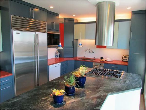 Küchenfarbe Modern 55 Lijepih Ideja Za Kuhinjske Boje Stil I Razred