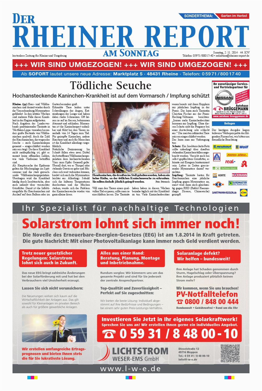 Kücheninsel Dunstabzug Kw44 2014 by Rheiner Report Gmbh issuu