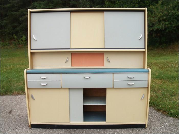 Küchenschrank 60er Jahre Küchenschrank Midcentury 50er 60er Jahre Vintage Pastell Möbel