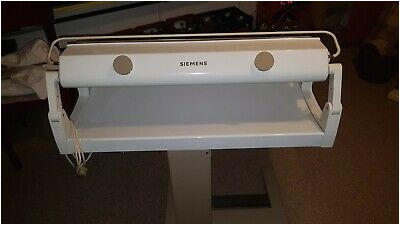 Siemens Heimbügler Wäschemangel Bügelpresse WB 3920
