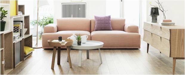 sofa muuto rest rosa