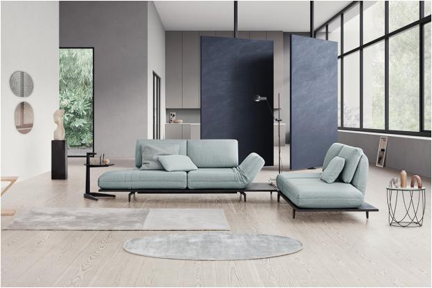 Modernes sofa Grau sofas Mit Schönem Design [sch–ner Wohnen]