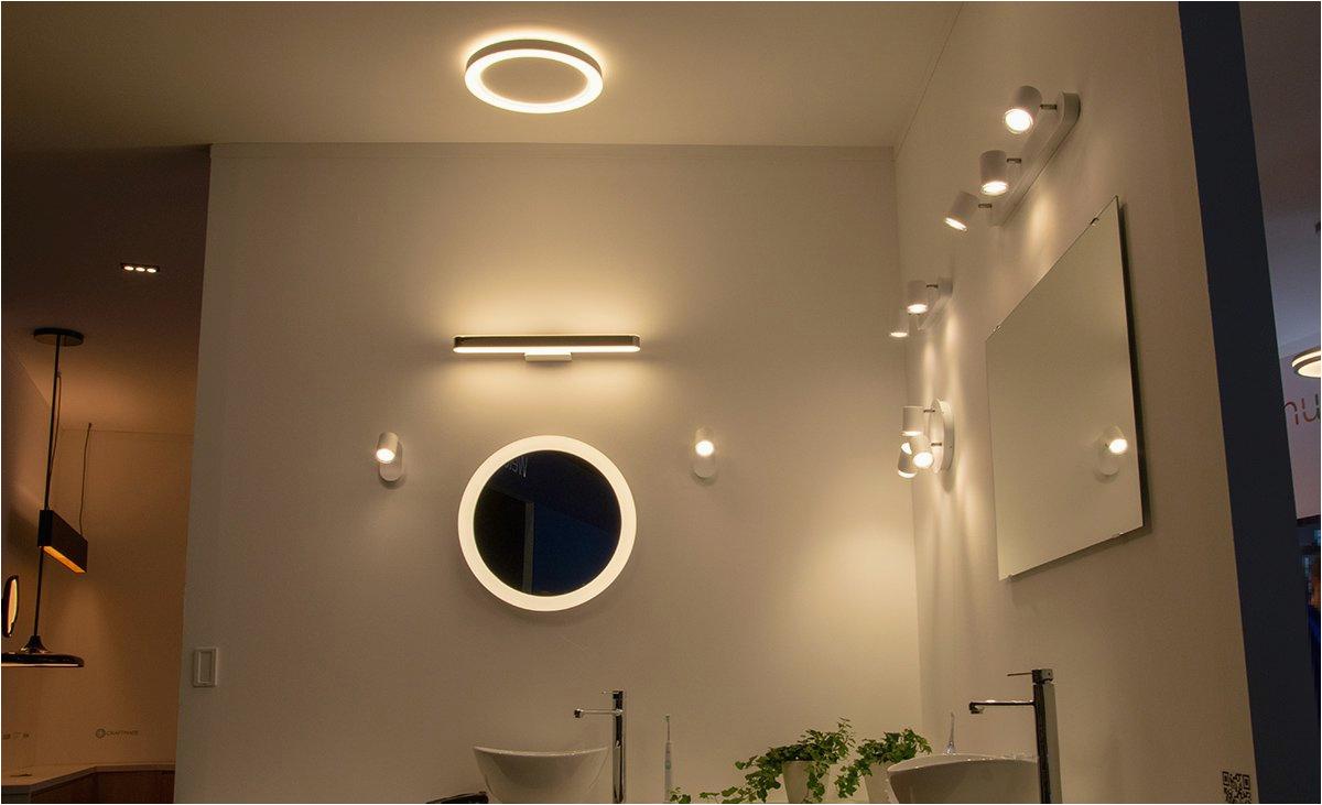 Philips Hue Adore Badezimmer Lampen vorgestellt