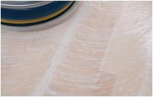 Reinigung Küchenboden Gastronomie Renovierung Geölter Böden