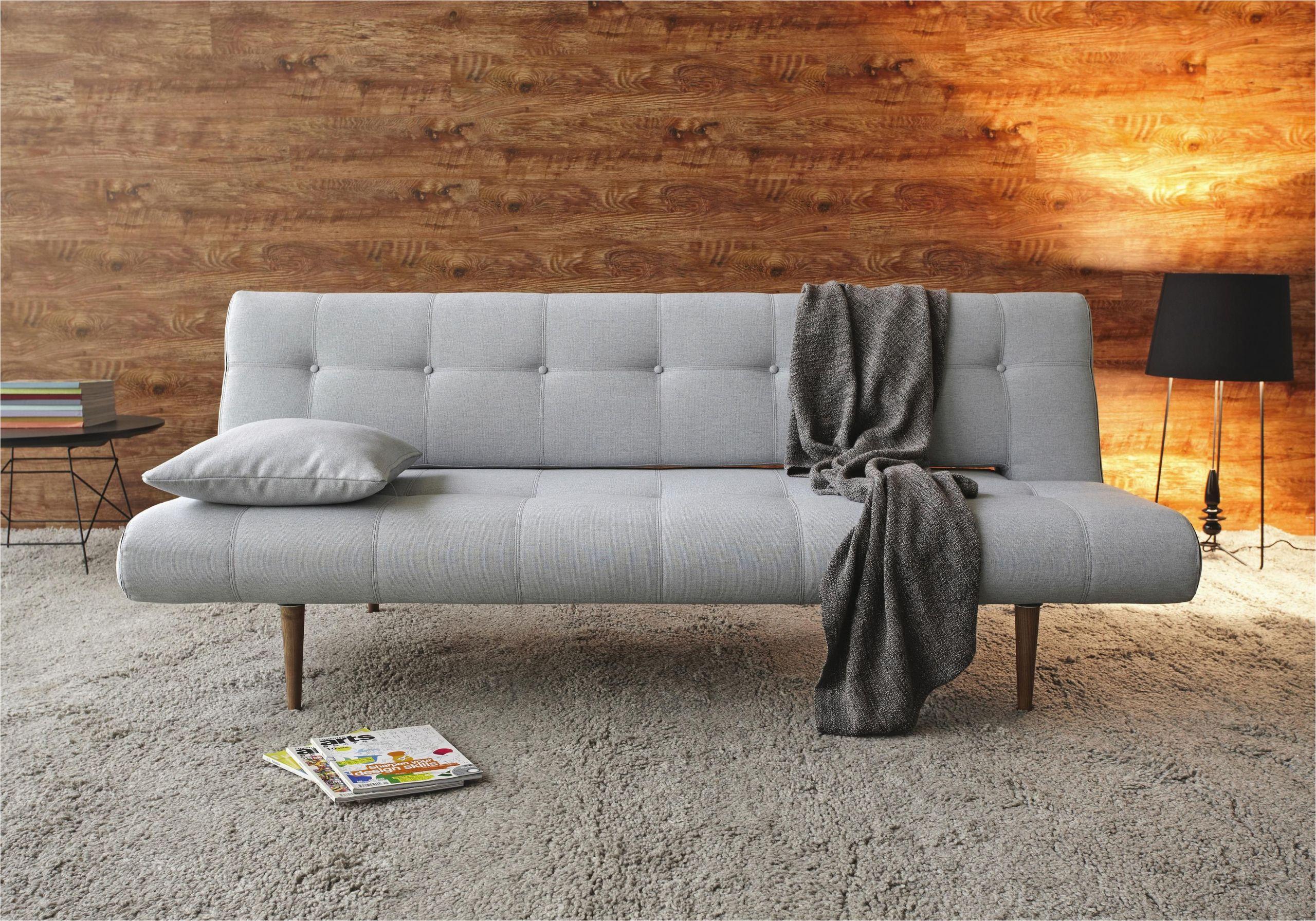 Schlafsofa Design Dieses Schlafsofa Vereint Komfort Und Design Der Hellgraue