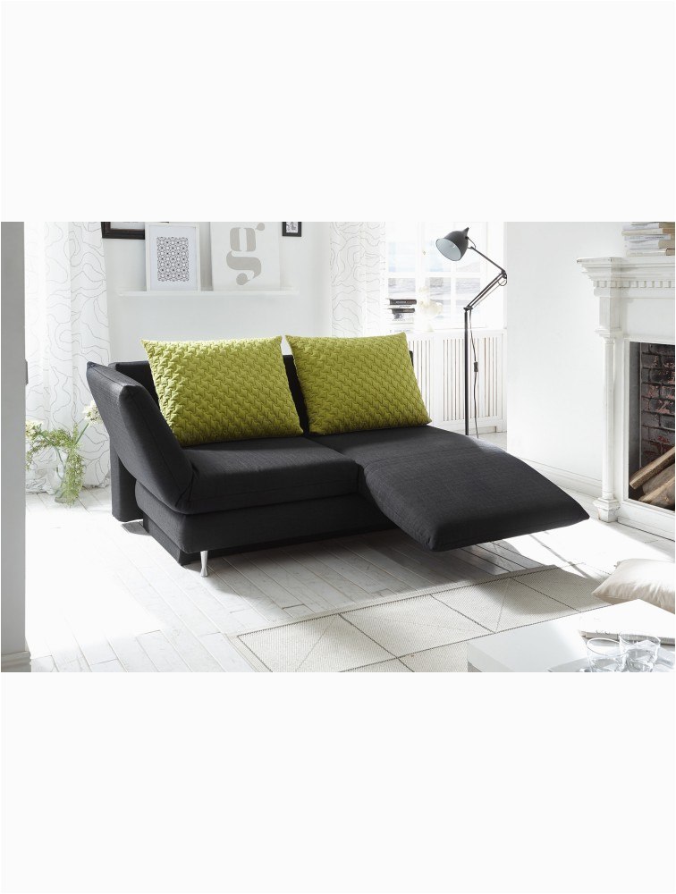 sofawerk reposa schlafsofa tivoli relaxfunktion 2 schwarz gruen