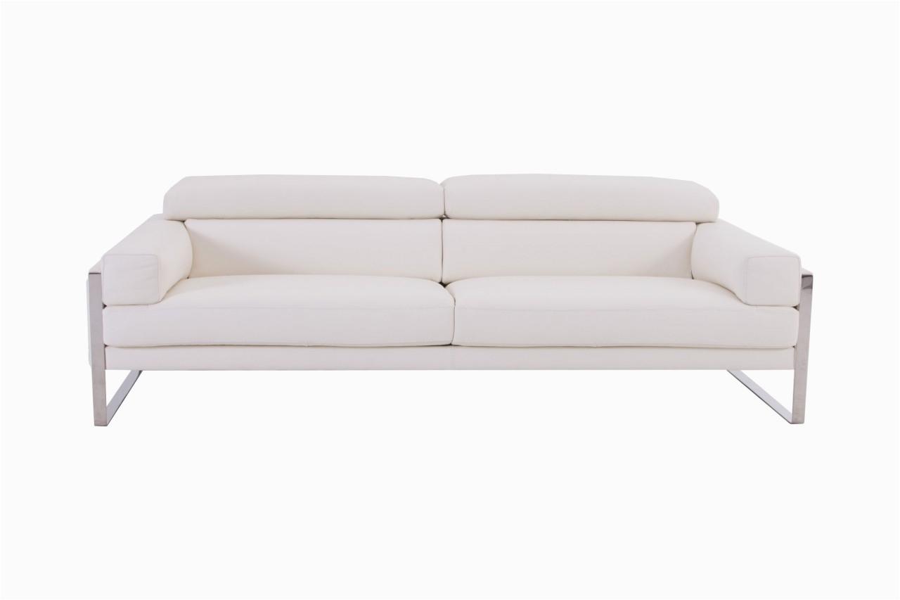 Schlafsofa Weiß Leder Calia Italia sofa Romeo In Leder Bull Konfigurierbar