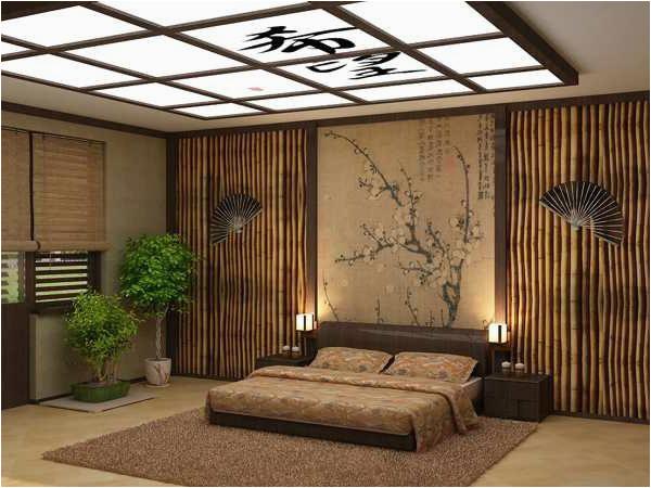 Schlafzimmer Chinesisch Einrichten Herrliches Schlafzimmer Im asiatischen Stil Ausgestattet