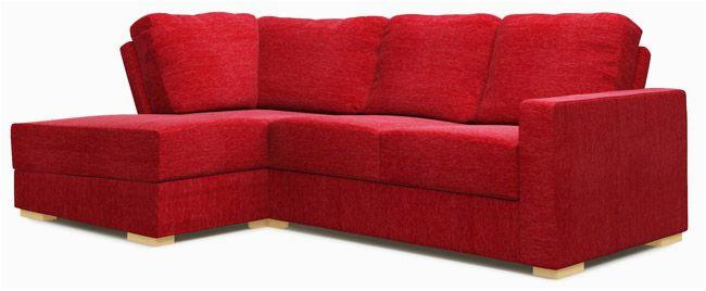 Sofa Bett Ecke Ecke sofa Bett Rot Leder