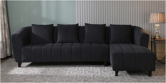 mia lhs three seater sofa with lounger in charcoal grey colour by casacraft mia lhs three seater sof 6qtqfn