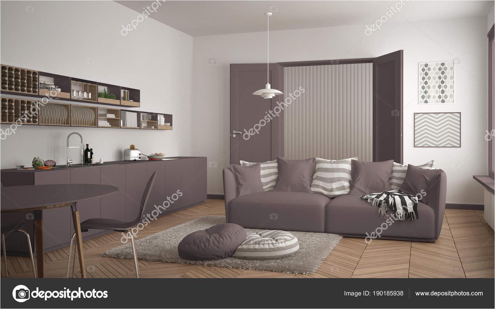 depositphotos stock photo scandinavian modern living room with