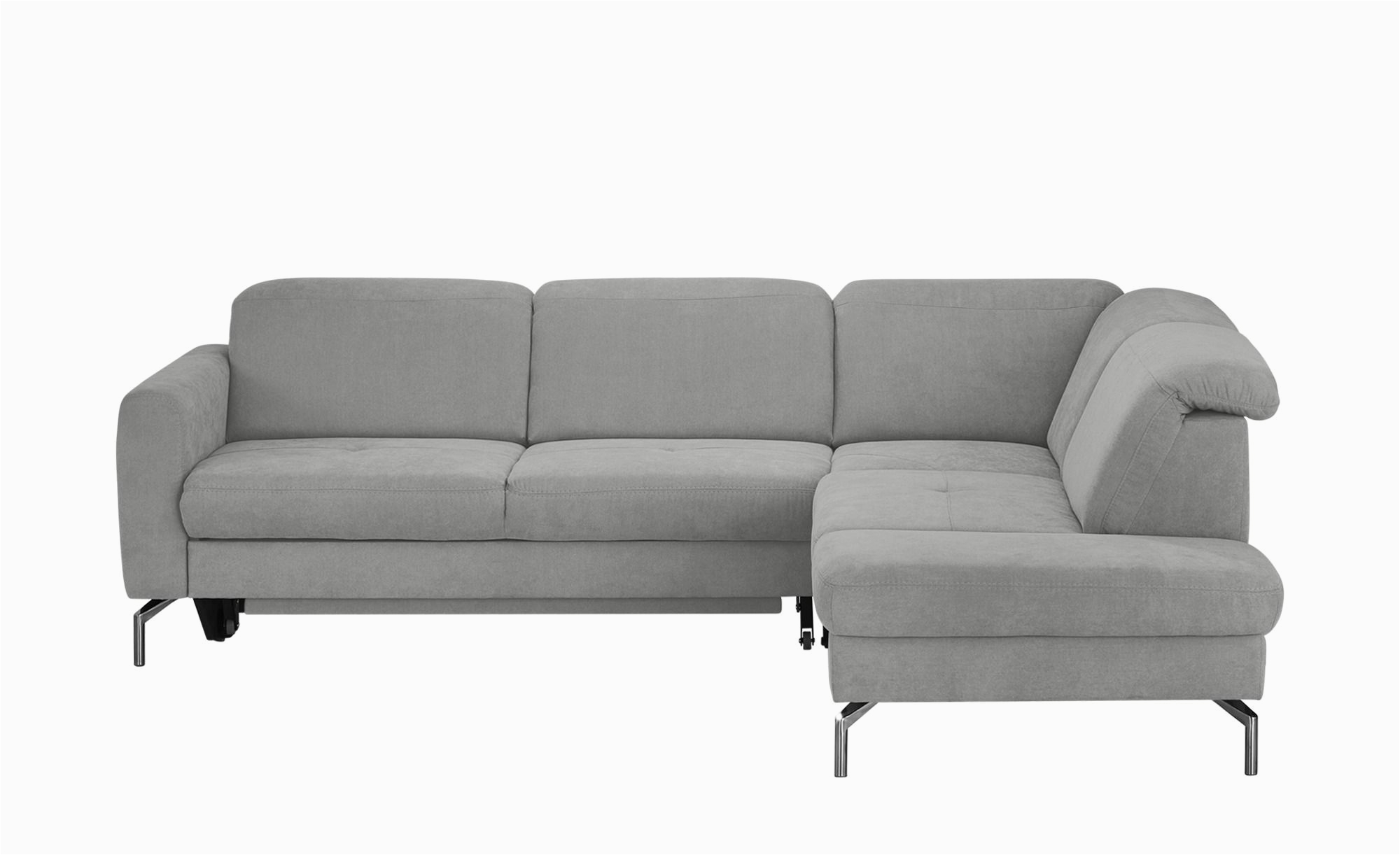Sofaecke Grau Ikea Uno Ecksofa Grau Webstoff Lea