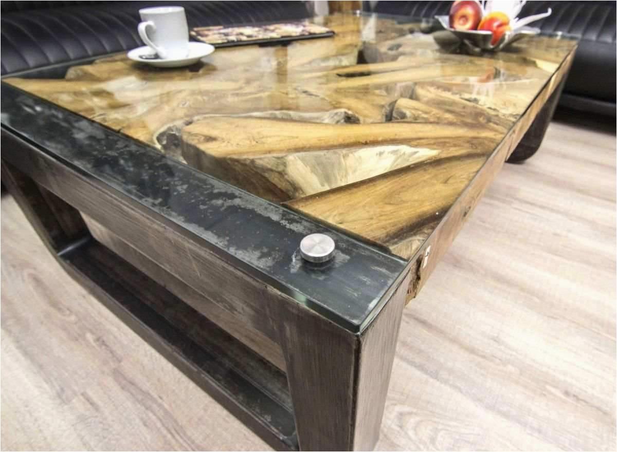Sofatisch Holz Wohnzimmer Tisch Inspirierend Couchtisch Holz Mit Glasplatte