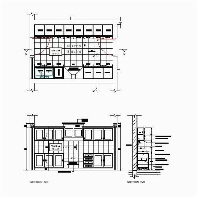 galley kitchen design