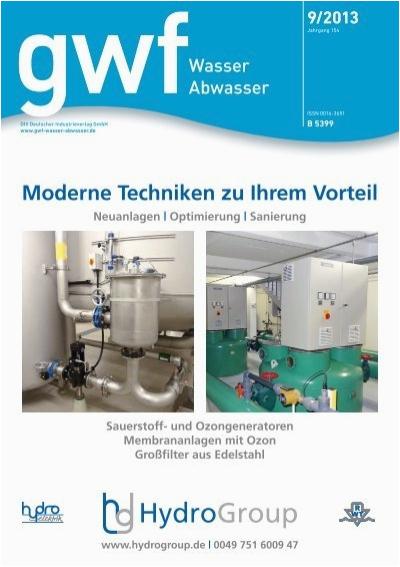 Wasser Unter Küchenboden Gwf Wasser Abwasser Moderne Techniken Zu Ihrem Vorteil