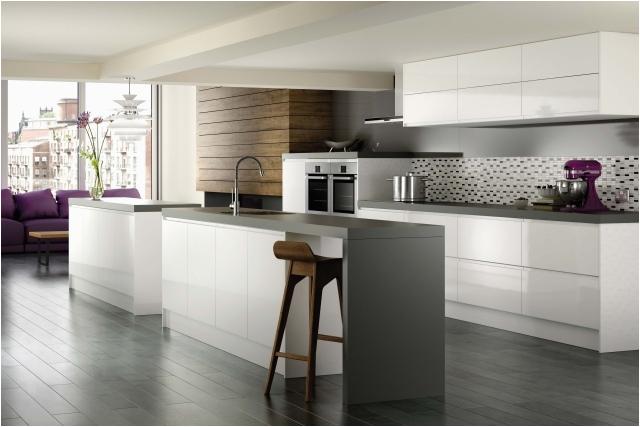 Weisse Oder Graue Küche Farbgestaltung Für Weiße Küche 32 Ideen Für Wandfarbe