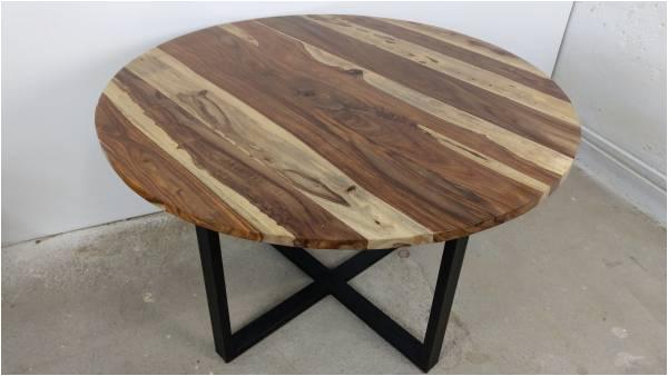 Esstisch Holz Massiv Rund Esstisch Küchentisch Esszimmer Tisch Massiv Holz Design