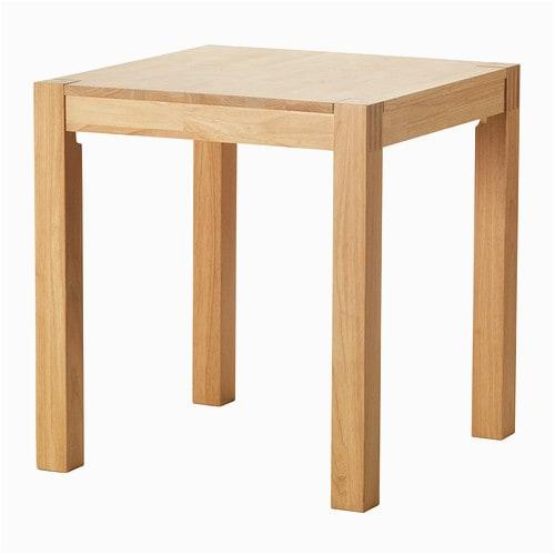 Ikea Küchentisch Quadratisch Ikea nordby Tisch Ikea