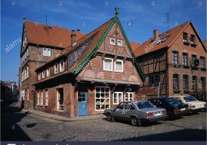 Adm Garagen Lauenburg Elbe Fachwerkhaus Mensingsches Haus Und Backsteinbau Lauenburg
