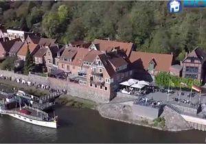 Adm Garagen Lauenburg Elbe Menschenkette Hochwasserschutz Lauenburg Elbe