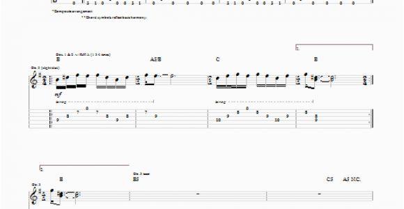 Alter Küchentisch Chords Still Remains Sheet Music Alter Bridge