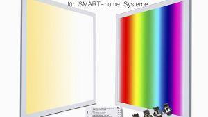 Amazon Lampen Für Schlafzimmer Led Panel Wasserdicht Für Smarthome Rgb Cct 60×60 Ip54 Whiterainbow 36 Watt Warmweiß Kaltweiß Dimmbar Und Alle Rgb Farben Mit Zigbee Mit