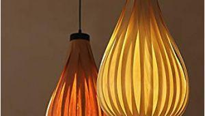 Amazon Schlafzimmer Lampen Kreative Furnier Kronleuchter Restaurant Cafe Und Bar