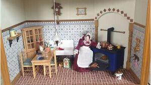 Antiker Küchentisch Zimmer Stube Hochwertig Ohne