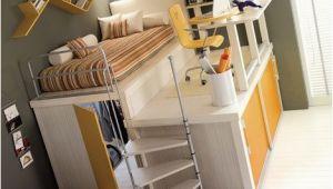 Arbeitsplatz Im Schlafzimmer Ideen Platzsparen Mal anders – Inklusive Kleiderschrank Unterm