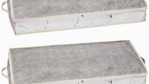 Aufbewahrungsbox Unter Bett 2er Set Unterbettkommode Aufbewahrungstasche Aus Stoff Für Bettdecken Kissen Etc Aufbewahrungsbox Unterbettbox Betttasche Groß Bett Stauraum