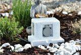 Außensteckdosen Garten Edelstahl Aussensteckdosen Garten Faro Granit Fur Funk – Agavehealth