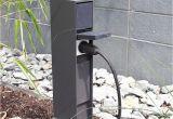 Außensteckdosen Im Garten Elektrizität Im Garten