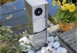 Außensteckdosen Im Garten Garten Steckdose Edelstahl 3 X T13 Schweizer Aussensteckdose